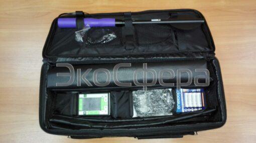 П3-80 Комплект 1 - Измеритель переменного ЭМП в упаковочной сумке