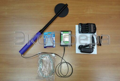 П3-80 Комплект 1 - Базовый комплект поставки измерителя электромагнитного поля до 400 кГц