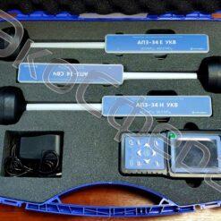 П3-34 - Расширенный комплект измерителя электромагнитных полей (0,03 - 18 ГГц) с первичной поверкой