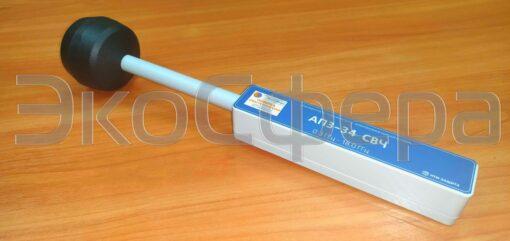 Антенна АП 3-34 СВЧ, входящая в состав П3-34, для измерения плотности потока энергии