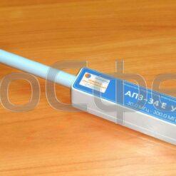 Антенна АП 3-34 Е для измерения средних квадратических значений напряженности электрического поля (Е) в диапазоне 30 МГц-300 МГц