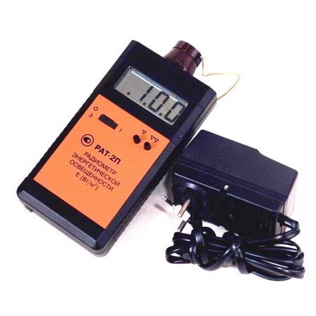 РАТ-2П - Радиометр энергетической освещенности