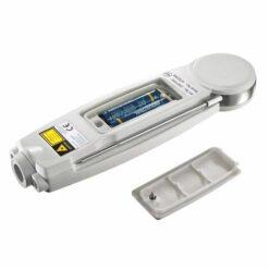 Testo 104-IR - отсек с батарейками