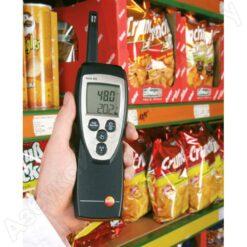 Testo 625 - Применение термогигрометра с первичной поверкой