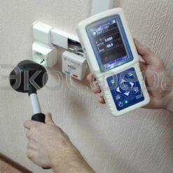 ВЕ-метр Модификация 50 Гц - Измерение напряженности электромагнитного поля 50 Гц от электророзетки