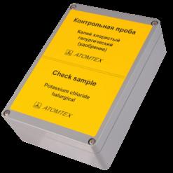 Калибровочный источник для проверки работоспособности спектрометра МКГ-АТ1321