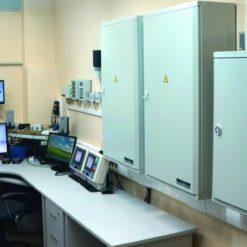 Дозиметрическая установка гамма-излучения УДГ-АТ130 - Зона управления (Операторская)