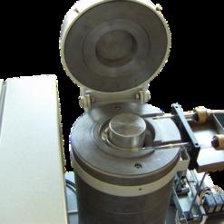 Автоматизированный ОЧГ спектрометр с защитой