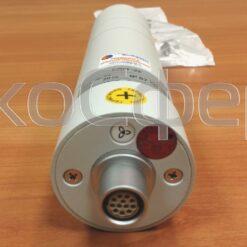 БДКГ-22 - Блок детектирования гамма-излучения (вид с торца)