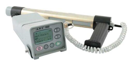 Дозиметр гамма-излучения ДКС-96 с первичной поверкой в составе с пультом отображения информации УИК-05 и поисковым блоком детектирования гамма-излучения БДКГ-96