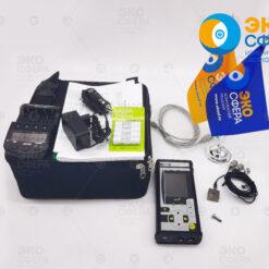ЭКОФИЗИКА-111В (Белая) Комплект Виброэксперт-111В - Базовый комплект поставки трехканального виброметра