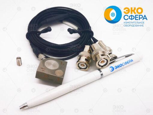 АР2082М - Вибродатчик входящий в комплект ЭКОФИЗИКА-111В Виброэксперт (тип акселерометра может быть изменён при заказе)