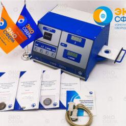 УМФ-2000 – Альфа-бета радиометр с поверкой с устройством подачи «ящичного» типа (загрузка одного образца)