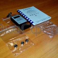 ДКГ-АТ2503А - Комплект поставки дозиметра гамма-излучения с поверкой
