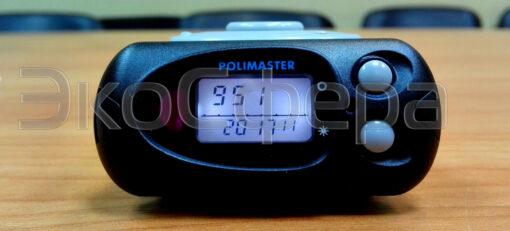 ДКГ-РМ1621 - Индикация заводского номера дозиметра и года выпуска
