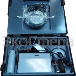 Комплект поставки дозиметра-радиометра ДРБП-03 с первичной поверкой