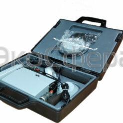 Дозиметр-радиометр ДРБП-03 с первичной поверкой в упаковочном чемодане