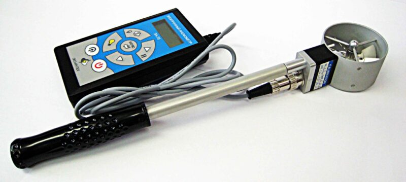 ЭА-70 (1) - Электронный анемометр