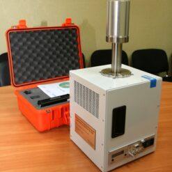 Спектрометр гамма-излучения Эко ПАК с электромашинным охлаждением на основе детектора из особо чистого германия (ОЧГ)