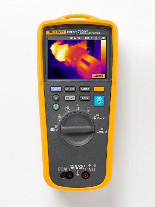 Тепловизор-мультиметр Fluke 279 FC