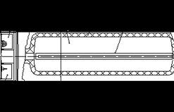 Глубоководный гамма-спектрометр на основе ОЧГ детектора