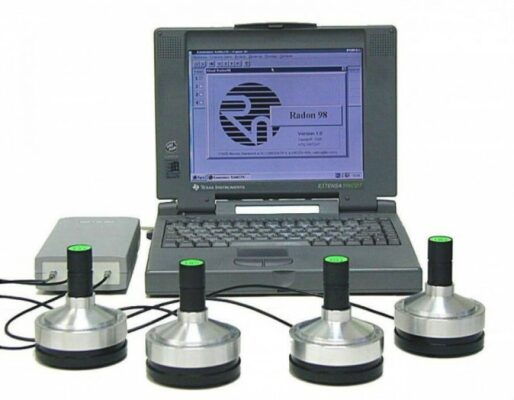 Комплекс измерительный для мониторинга радона КАМЕРА-01