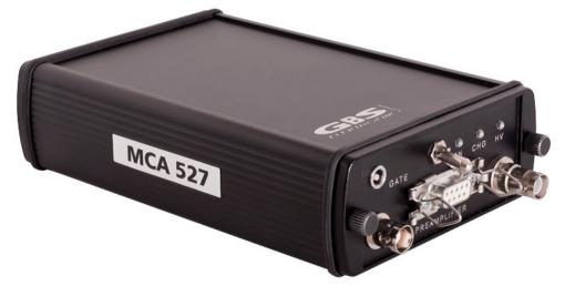 спектрометрическое устройство MCA 527