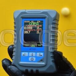 МКГ-АТ1321 - Портативный гамма-спектрометр с первичной поверкой