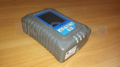 Внешний вид портативного спектрометра МКГ-АТ1321