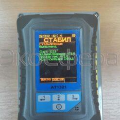Процесс калибровки гамма-спектрометра МКГ-АТ1321