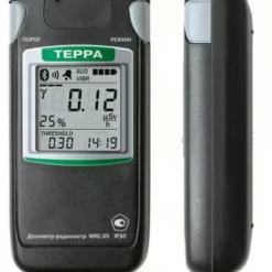 Дозиметр-радиометр гамма-бета излучения МКС-05 (с первичной поверкой) с модулем Bluetooth