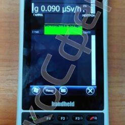 МКС-АТ6101С - Гамма-спектрометр в работе