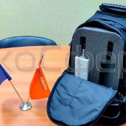 МКС-АТ6101С - Спектрометр гамма-излучения переносной (исполнение - в рюкзаке)