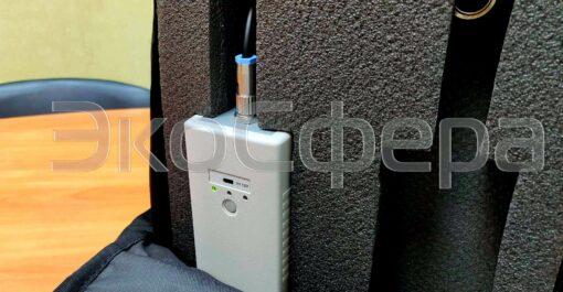 Адаптер BT-DU для беспроводной передачи данных (входит в базовый комплект спектрометра МКС-АТ6101С)