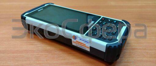 Карманный персональный компьютер, входящий в базовый комплект поставки спектрометра МКС-АТ6101С