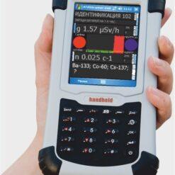 Карманный компьютер Nautiz X7 входящий в комплект поставки гамма и нейтронного излучения МКС-АТ6101С