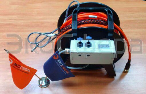 Катушка с удлинительным кабелем для погружного спектрометра МКС-АТ610ДМ с поверкой