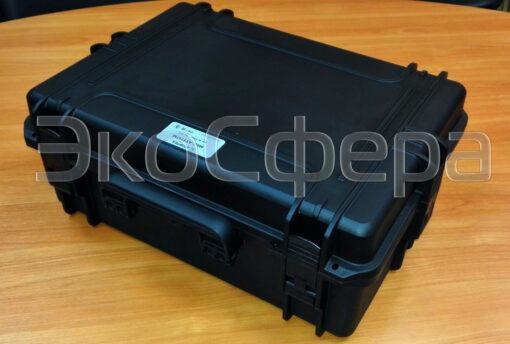 МКС-АТ1117М - Дозиметр-радиометр (в составе с КПК) в упаковочном дипломате