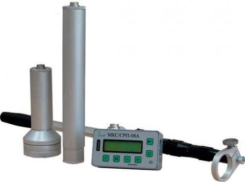 Поисковый дозиметр-радиометр МКС/СРП-08А с поверкой