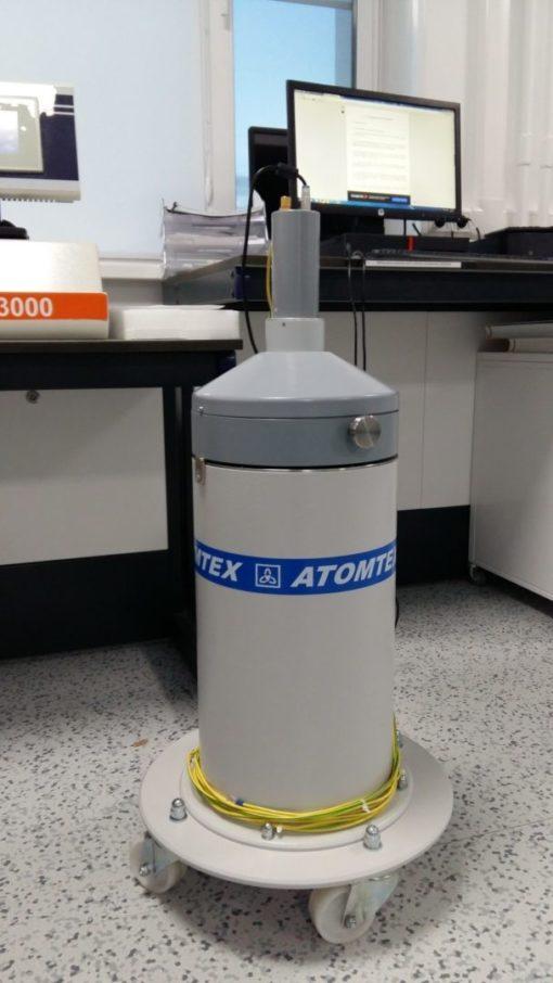 МКС-АТ1315 - Стационарный гамма-бета спектрометр с первичной поверкой