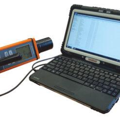 МКС-АТ1125, МКС-АТ1125А - Дозиметр-радиометр - Соединение с ПК