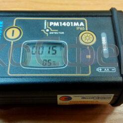 ИСП-РМ1401МА - Измерение дозы гамма-дозиметром с поверкой