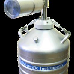 Спектрометр гамма-излучения на основе коаксиального детектора из ОЧГ Охлаждаемый жидким азотом