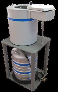 Лабораторный ОЧГ спектрометр с защитой