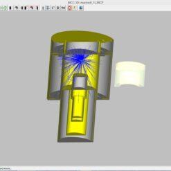 МСС-МТ - Программа трехмерного моделирования