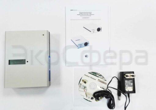 Radon Scout PLUS - Комплект поставки радиометра радона с первичной поверкой