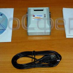 Комплект поставки считывателя к дозиметрам ДКГ-АТ2503 и ДКГ-АТ2503А