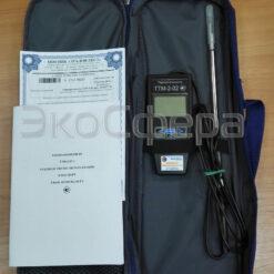 ТТМ-2-02-02 - Термоанемометр в пластиковом корпусе (с поверкой)
