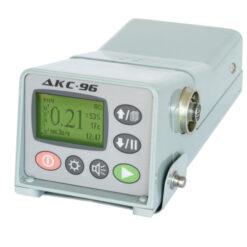 Блок отображения информации УИК-05, входящий в комплект дозиметра-радиометра ДКС-96 с поверкой