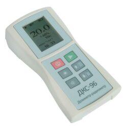 Блок отображения информации УИК-06, входящий в комплект дозиметра-радиометра ДКС-96 с поверкой